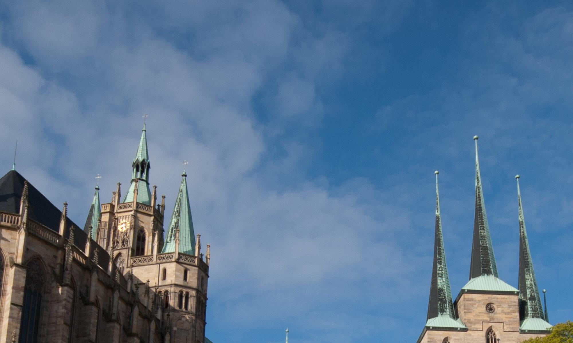 Ansichtssache Erfurt